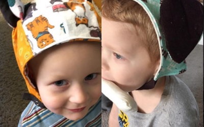 Dog or Cat Hat Pattern for Kids